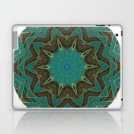 Unsharp Mandalic Ball Laptop & iPad Skin