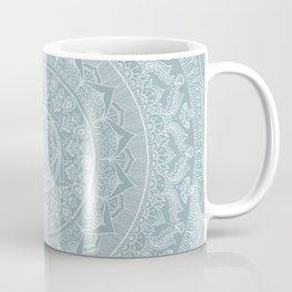 Mandala - Soft turquoise Coffee Mug