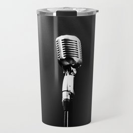 Classic Microphone Travel Mug