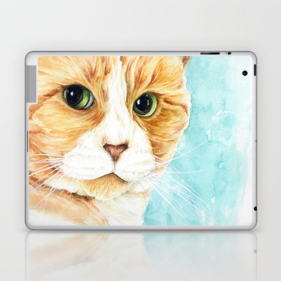 Stan the grumpy cat Laptop & iPad Skin