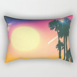 Summer Binge Rectangular Pillow