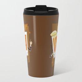 Mr. Whiskey Says Drink Up Travel Mug