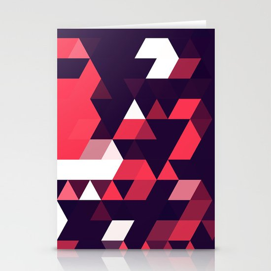 cyrysse lydy (flat version) Stationery Cards