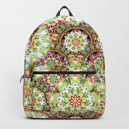 Carnival Mandala Backpack