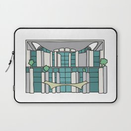 Chancellery in Berlin Laptop Sleeve