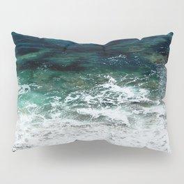 Pacific Ocean Colors Pillow Sham