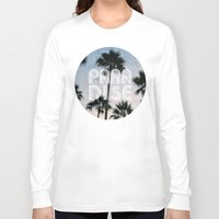 paradise Long Sleeve T-shirts featuring PARADISE by RichCaspian