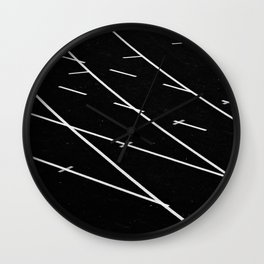 Racetrack Wall Clock
