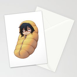 Burrito aizawa Stationery Cards