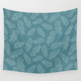 Tropical pattern 010 Wall Tapestry