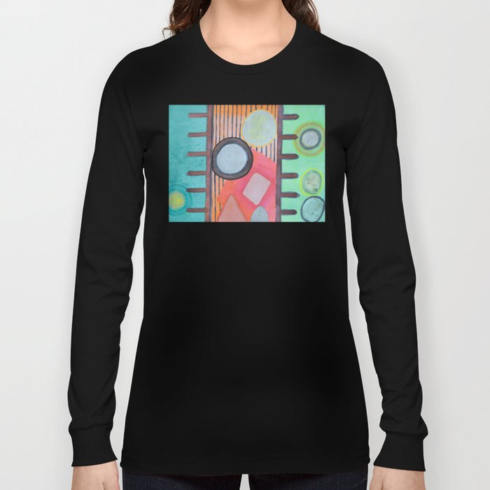 Trapped between two Worlds Long Sleeve T-shirt