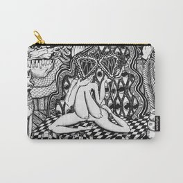 Diamond Priestess  Carry-All Pouch