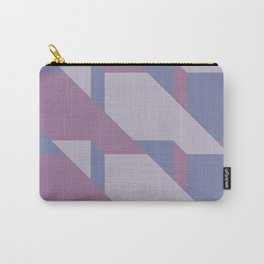 Lavender Way #society6 #lavender #pattern Carry-All Pouch