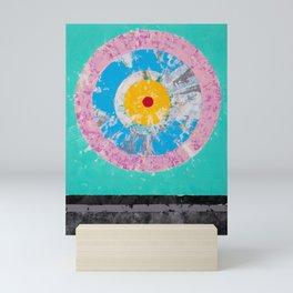 turntable #140430192030 Mini Art Print