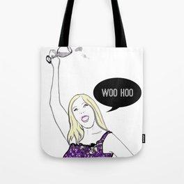Woo Hoo Tote Bag