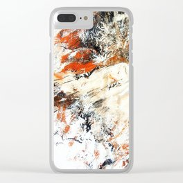 Nr. 643 Clear iPhone Case