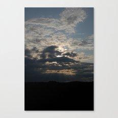 Through to the Heavens Canvas Print