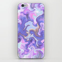 Cloudswirl iPhone Skin