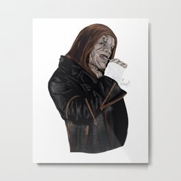 Killercroc  Metal Print