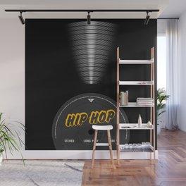 VINYL MUSIC / Hip Hop Wall Mural