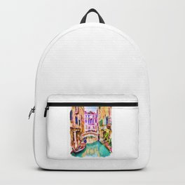 Venice Canal 2 Backpack