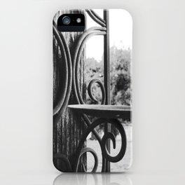 Unlit iPhone Case