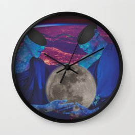It's All For You Wall Clock