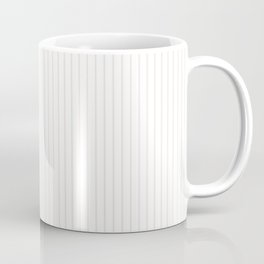 Bridal Blush Stripes Coffee Mug