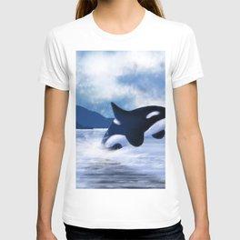 Whale Dancing T-shirt