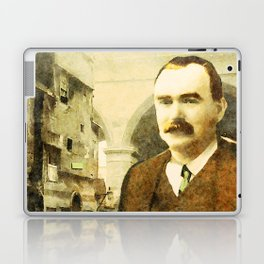 James Connolly (1868-1916) at Cowgate Laptop & iPad Skin