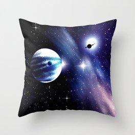 KEPLER - 62 f. Throw Pillow