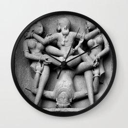KAMASUTRA II Wall Clock
