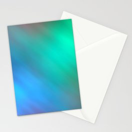 Mystic - Green and Blue Stationery Cards