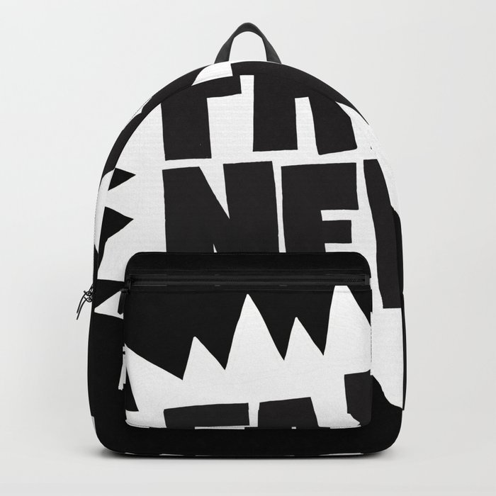 Fake news Backpack
