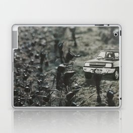 Arrival at the Colony Laptop & iPad Skin