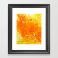 Abstract #52 Framed Art Print