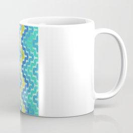 Rick Rack Ocean Coffee Mug