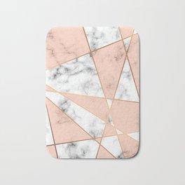 Marble Geometry 050 Bath Mat