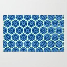 Geometric Pattern Rug
