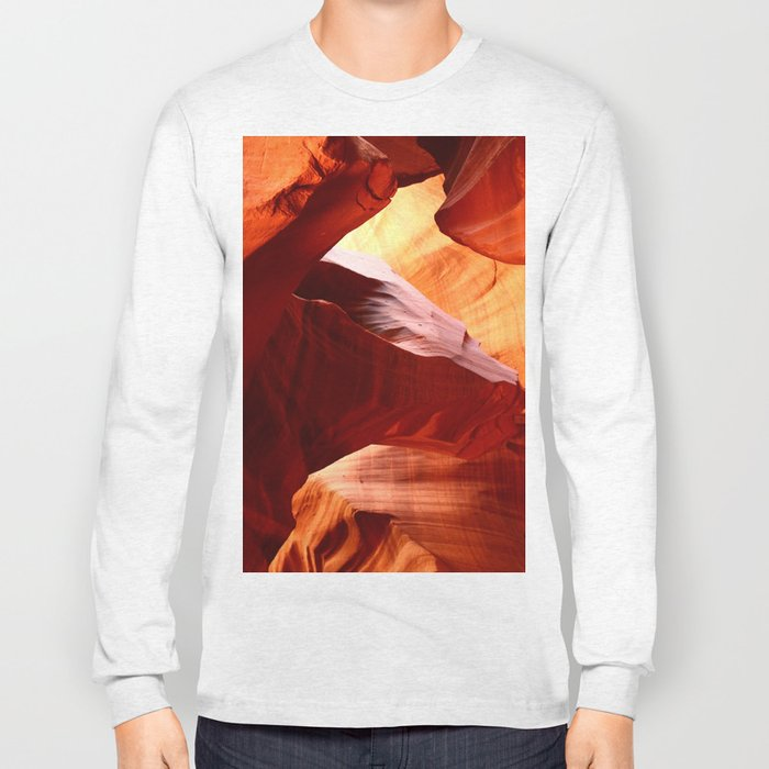 A Symphony In Sandstone Long Sleeve T-shirt