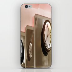 Time Reflections iPhone & iPod Skin