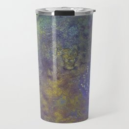 Abstract Watercolor #3 Travel Mug