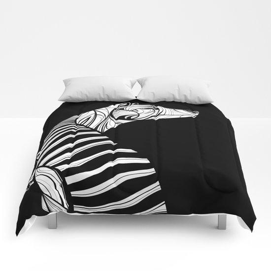 Thylacine (Tasmanian Tiger) Comforters