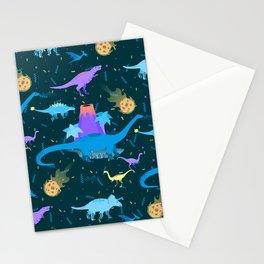 Funky Dinos Stationery Cards