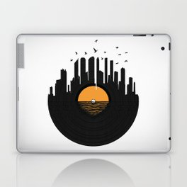 Vinyl City Laptop & iPad Skin