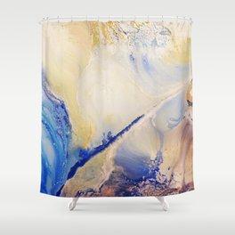 Everlasting Sandbar Shower Curtain