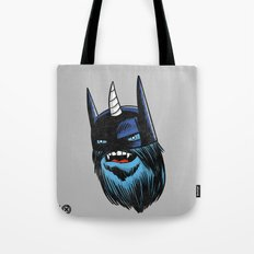 Yeticorn Comic Heroes series: the Batman!  Tote Bag