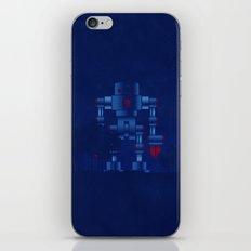 big robot iPhone & iPod Skin