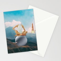In The Clouds 2.0 Stationery Cards