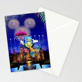 Disney's Jiminy Cricket Stationery Cards